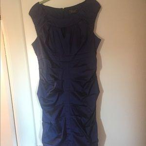 Blue Collection Dressbarn Evening Dress - size 12